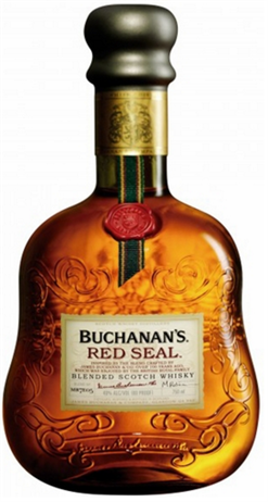 Buchanans Scotch Red Seal